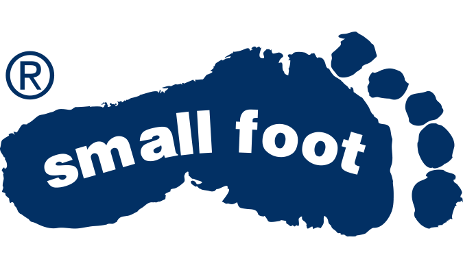 - Logo Small Foot