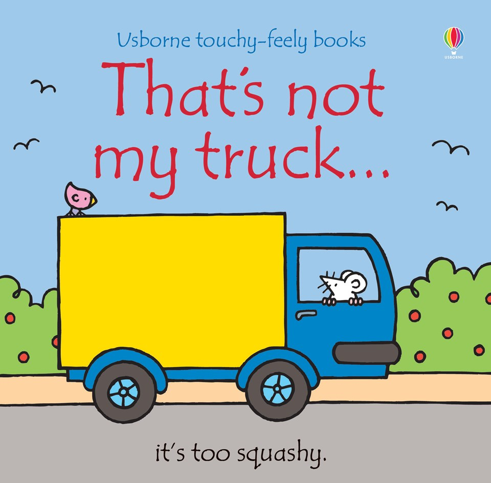 That´s not my Truck