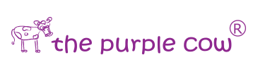 The Purple Cow - logo